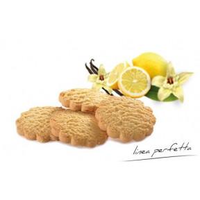 Galletas CiaoCarb Biscozone Fase 3 Vainilla - Limón (15 unidades aprox.) 100 g