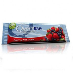 Quest Bar Protein Sabor Frutos Rojos 60 g