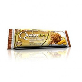 Quest Banana and Walnut Muffin Flavor Protein Bar 60g