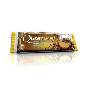 Quest Bar Protein Chocolat avec Beurre de Cacahuète