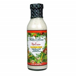 Salsa Italiana Cremosa Walden Farms 355 ml