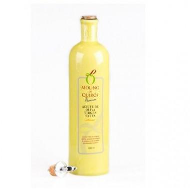 Aceite de Oliva Virgen Extra Premium Molino de Quirós 500 ml