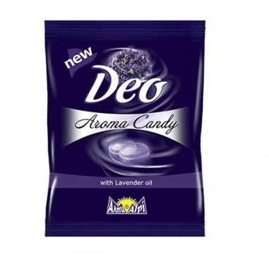 Caramelo Perfume DEO Lavanda (15 uds) 60 gramos