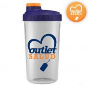 Shaker para proteína em pó OutletSalud 700 ml