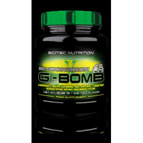 G-BOMB 2.0 Glutamine Scitec Nutrition Ice tea 308 g