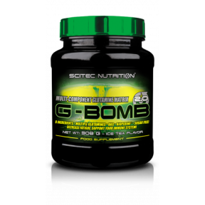 G-BOMB 2.0 Glutamine from Scitec Nutrition - Ice tea