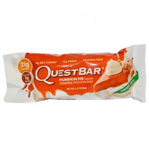 Quest Bar Protein Torta de Abóbora 60 g