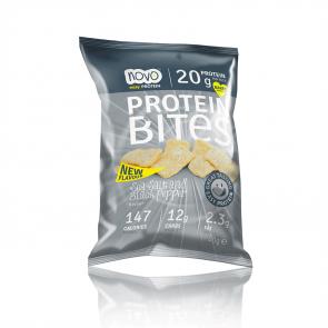 Protein Bites Bocaditos Chips de Proteína Sal y Pimienta 40 g