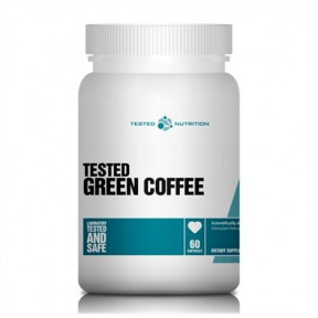 Tested Nutrition Green Coffee Cápsules