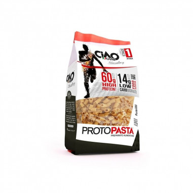CiaoCarb Tubetti Protopasta Stage 1 Pasta 300 g (bag)