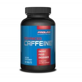Cápsulas de Cafeína Avançadas Prolab 200 mg 60 Cápsulas
