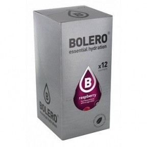 Pack de 12 Bolero Drinks Framboesa