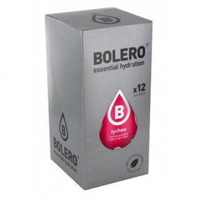 Pack de 12 Sachets Bolero Drinks Goût Litchi