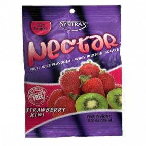 Syntrax Nectar Grab N'Go Whey Protein Isolate Strawberry Kiwi 27 g