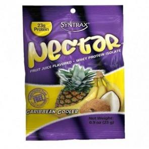 Syntrax Nectar Grab N'Go Whey Protein Isolate Caribbean Cooler 27 g
