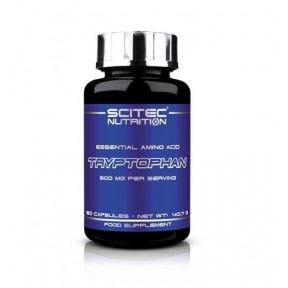Tryptophan Essential Amino Acid Scitec Nutrition, 60 Capsules