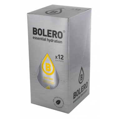 Pack de 12 Sachets Bolero Drinks Goût Ice Tea Citron
