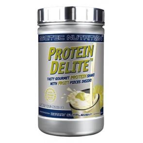 Batido de Proteínas Protein Delite con tropezones sabor Piña y Vainilla de Scitec Nutrition 500 g