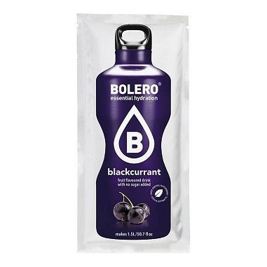 Bolero Drinks Sabor Black-Currant