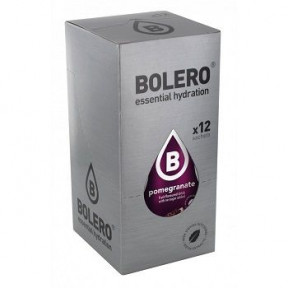 Pack 12 sachets Boissons Bolero Grenade - 10% de réduction supplémentaire lors du paiement