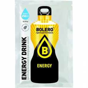 Bolero Drinks Boost Energy