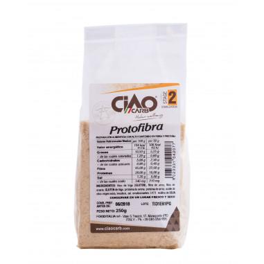 Sustituto del Pan Rallado CiaoCarb Protofibra Fase 2 250 g