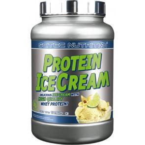 Protein Ice Cream Light Vanille - Citron Vert Scitec Nutrition 1250 g