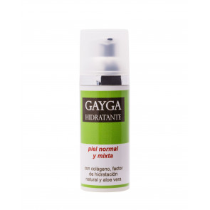 Moisturizing Cream Normal to Dry Skin Gayga 50 ml