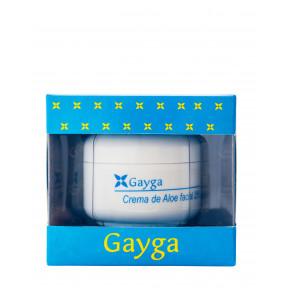 Creme facial Aloe 25% Gayga