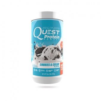 Quest Protein Powder Sabor Cookies & Cream 907g