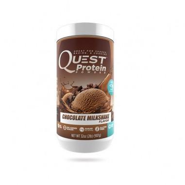 Quest Protein Powder Chocolate Milkshake 907g