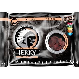 Pork Jerky Carne Curada de Cerdo Indiana Jerky 100 g