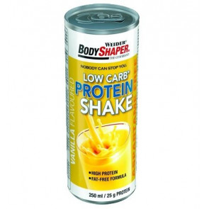 Low Carb Protein Shake Sabor Baunilha 250 ml