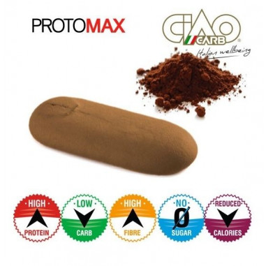 Pack of 10 CiaoCarb Cocoa Cookies Protomax Stage 1
