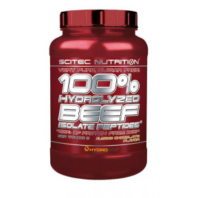 100% Hydrolyzed Beef Scitec Nutrition Almendra - Chocolate 900g