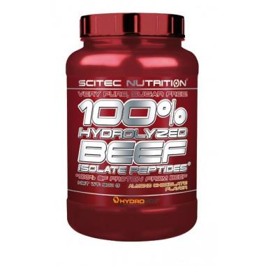 100% Hydrolyzed Beef Scitec Nutrition Almond Chocolate 900 g