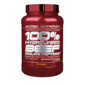 Scitec Nutrition 100% Hydrolyzed Beef Strawberry Cream 900 g