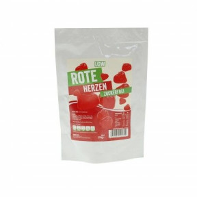 Bonbons low-carb coeurs rouges 250 g LCW