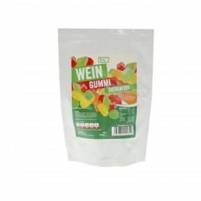 Gominolas low-carb mix geométrico sabor frutas 250 g LCW