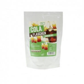 LCW low carb gummies botellas de cola 250 g