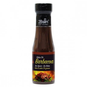 2bSlim 0% BBQ Sauce 250 ml