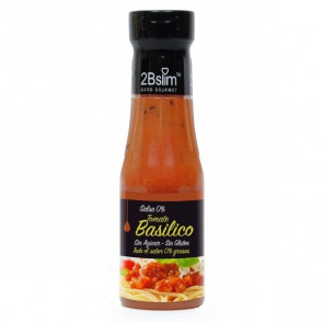 Sauce Tomate-Basilic 0% 2bSlim 250 ml