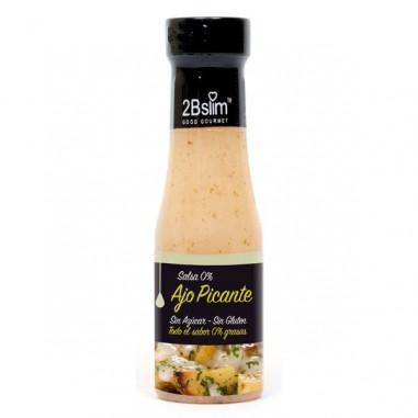 Salsa al Ajo Picante 0% 2bSlim 250 ml