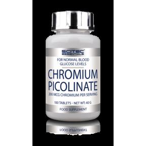 Scitec Nutrition Chromium Picolinate 100 tabs