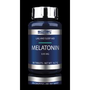 Melatonina 0.95 Scitec Nutrition 90 comprimidos
