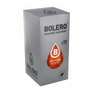 Pack de 24 Sobres Bolero Drinks Sabor Naranja Sanguina