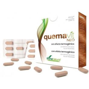 Quemagrasas Quemavit Neo Soria Natural 28 Comprimidos