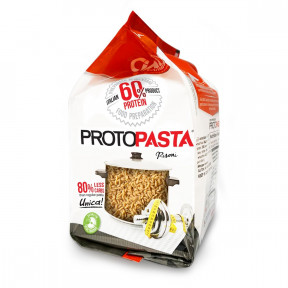 CiaoCarb Riso (Rice) Protopasta Stage 1 Pasta 500 g 10 individual servings