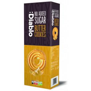Cookies au beurre sans sucre ajouté :Diablo 135g