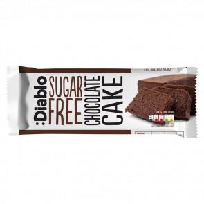 Gâteau au chocolat sans sucre : Diablo 200 g